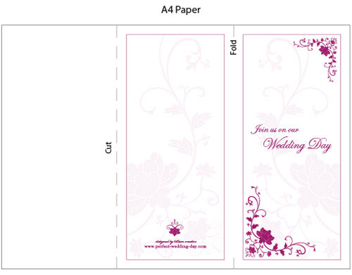wedding invitation card size, Wedding invitations