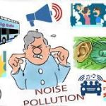 How is transport a source of noise pollution?