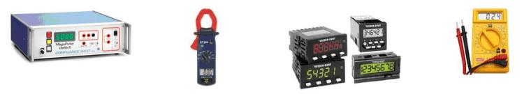 Test & Measuring Equipments