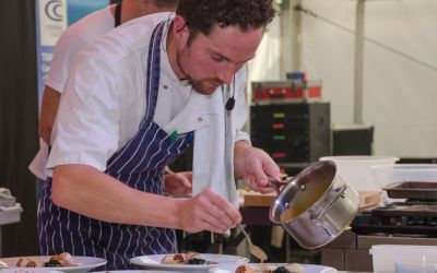 Chef line-up revealed for Falmouth Oyster Festival