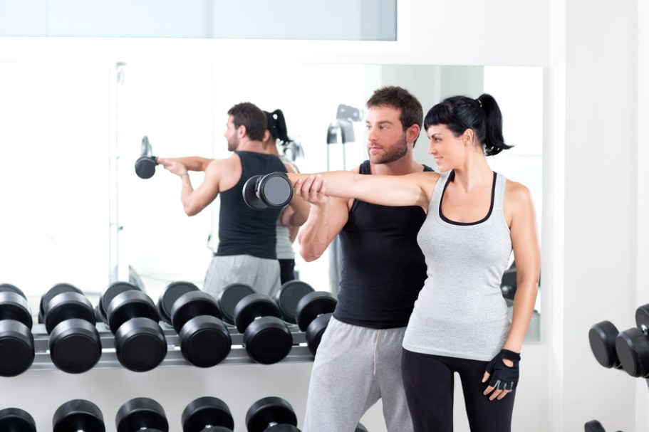 las vegas personal trainer 6 month program E4L
