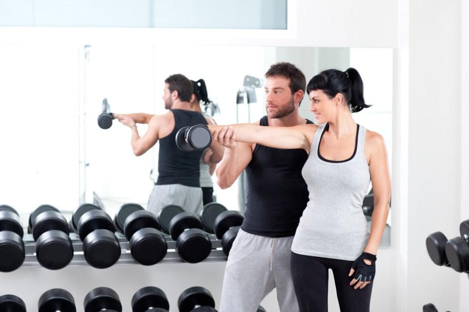 las vegas personal trainer 6 month program E4L