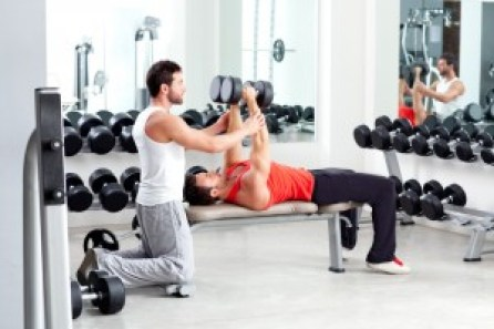 Las Vegas Personal Trainer | Personal Trainer Las Vegas | freeweight training in summerlin