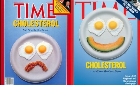 Cholesterol the good and the bad