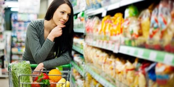 Las Vegas Nutrition Coaching Program: Girl Shopping