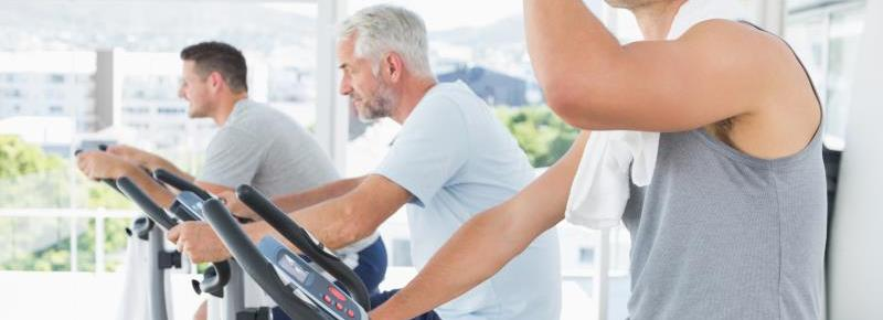 over 55 start exercising with a las vegas personal trainer