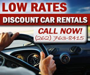 Minivan rental deals