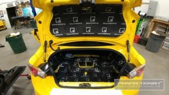 Toyota FRS Sound-deadening Solution