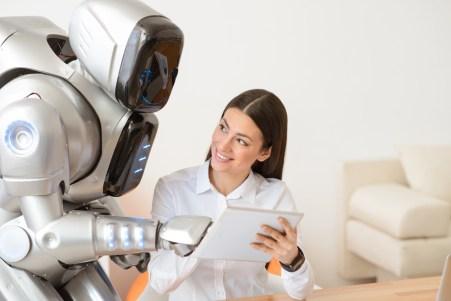 future jobs and robots