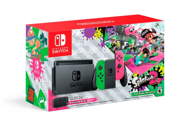 Zal ik de limited edition Animal Crossing Nintendo Switch ...