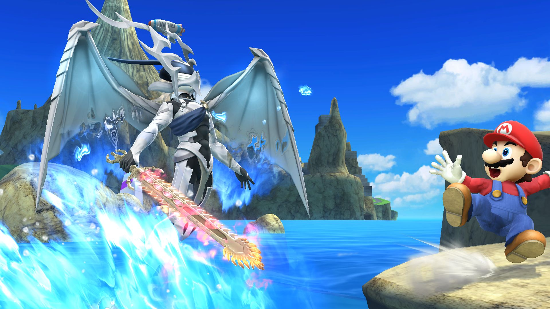 Super Smash Bros Wii U 3DS Screensartworks For