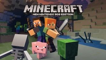 Minecraft (Nintendo Switch): Software updates (latest