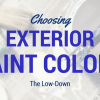 Choosing Exterior Paint Colors