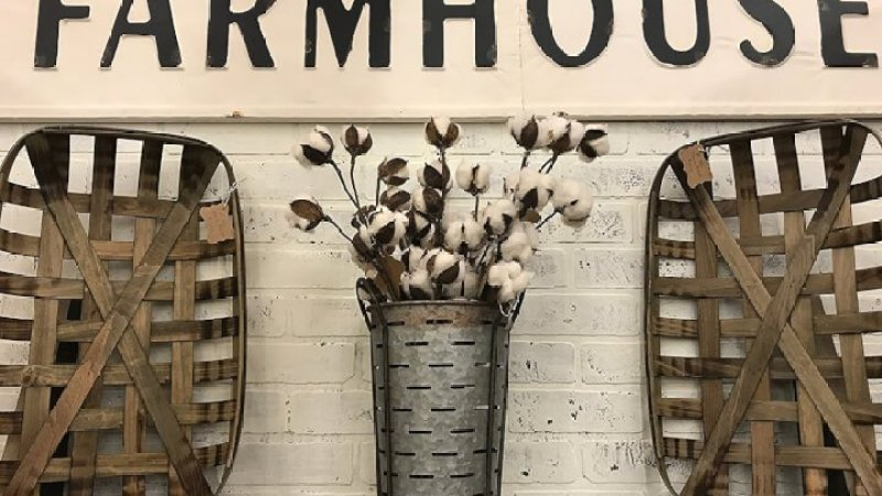Amazon Farmhouse Decor & A Living Room Update