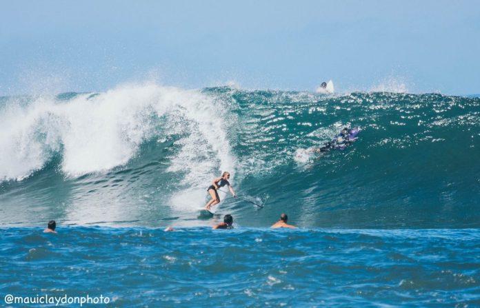 Lara Claydon Suzie Trains Maui