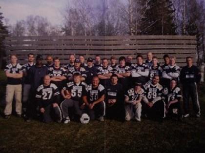 Vaahteraliiga Vikings mallia 2003
