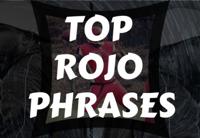 Top Rojo Phrases