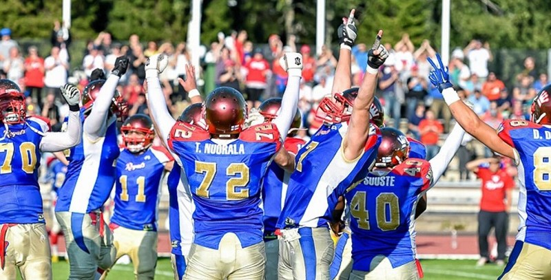 Wasa Royals Get Sweet Revenge Against Hämeenlinna Huskies
