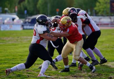 Hämeenlinna Huskies Remain Undefeated in the Maple League