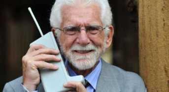 Μάθετε τώρα την ιστορία της κινητής τηλεφωνίας