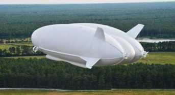 Airlander 10: Το μεγαλύτερο αεροσκάφος του κόσμου ετοιμάζεται να πετάξει!