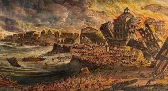Όταν 9 Ρίχτερ χτύπησαν τη Λισαβόνα