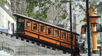 H συντομότερη σιδηροδρομική γραμμή στον κόσμο