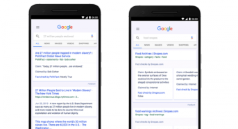 Google Fast Check. Υπηρεσία εξακρίβωσης Πληροφοριών ενάντια στα fake news