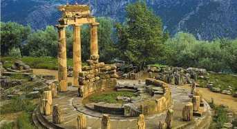 Ο σεισμός δίνει περισσότερα απ' ότι παίρνει! Οι αρχαίοι Έλληνες το ήξεραν