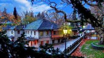 Μέτσοβο o Παράδεισος υπάρχει και βρίσκεται 400 χιλιόμετρα από την Αθήνα