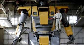 Δέος προκαλεί νέο ιαπωνικό ρομπότ ύψους 8,5 μέτρων