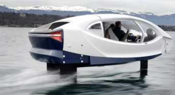 Είναι αυτό το θαλάσσιο ταξί του μέλλοντος;