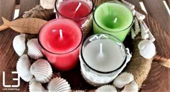 DIY: Κάνουμε τα δικά μας αντικουνουπικά κεριά και λέμε αντίο στα κουνούπια!