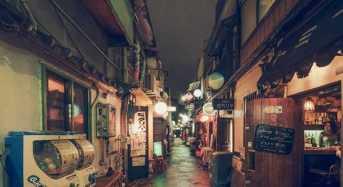 Φωτογραφίζοντας τους άδειους δρόμους στο Τόκιο!