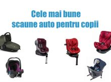 Cele mai bune scaune auto