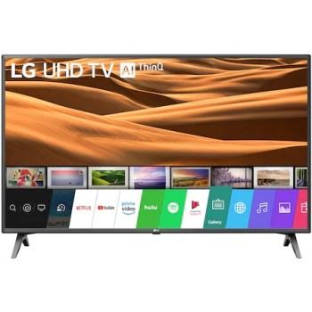 Televizor smart LG 43UM751C