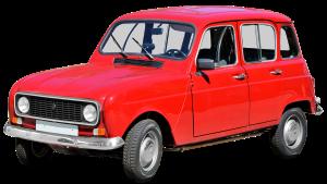 8- Polissage voiture d'une peinture à brillant direct