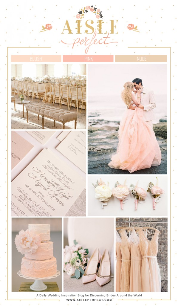 Blush & Pink Nude Inspiration