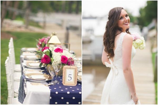 Nautical Wedding Shoot by Judah Avenue