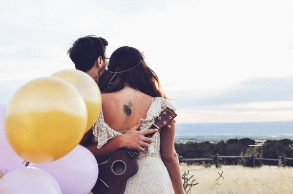 New Mexico Engagement Shoot by Lillabella Photography 10