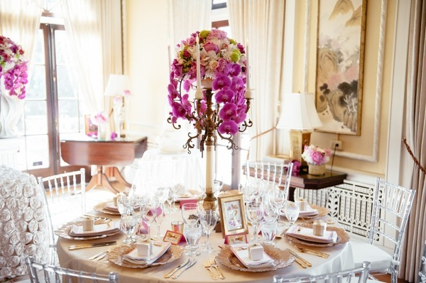 Pink Wedding at the Hycroft Mansion Will Pursell Photography 61
