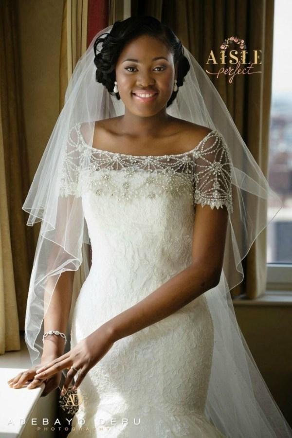 Landmark London Wedding by Adebayo Deru
