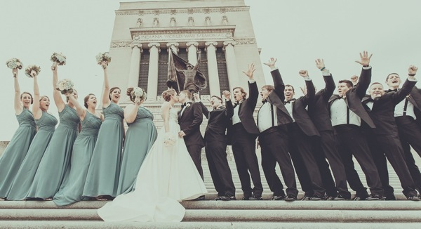 Columbia Club Wedding in Indiana21