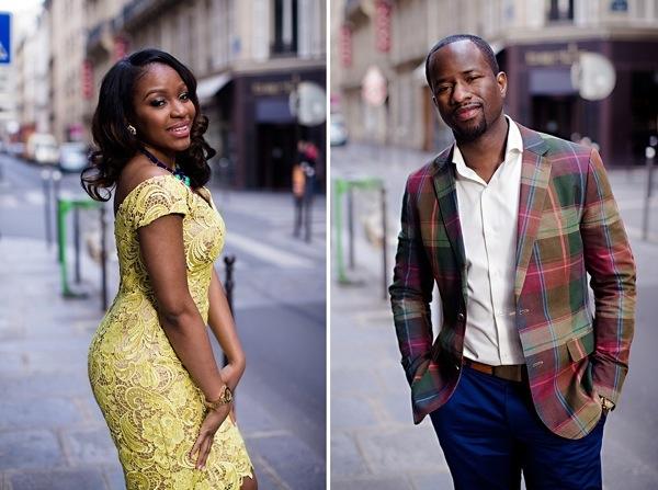 Parisian Engagement Shoot by Dotun Ayodeji 46