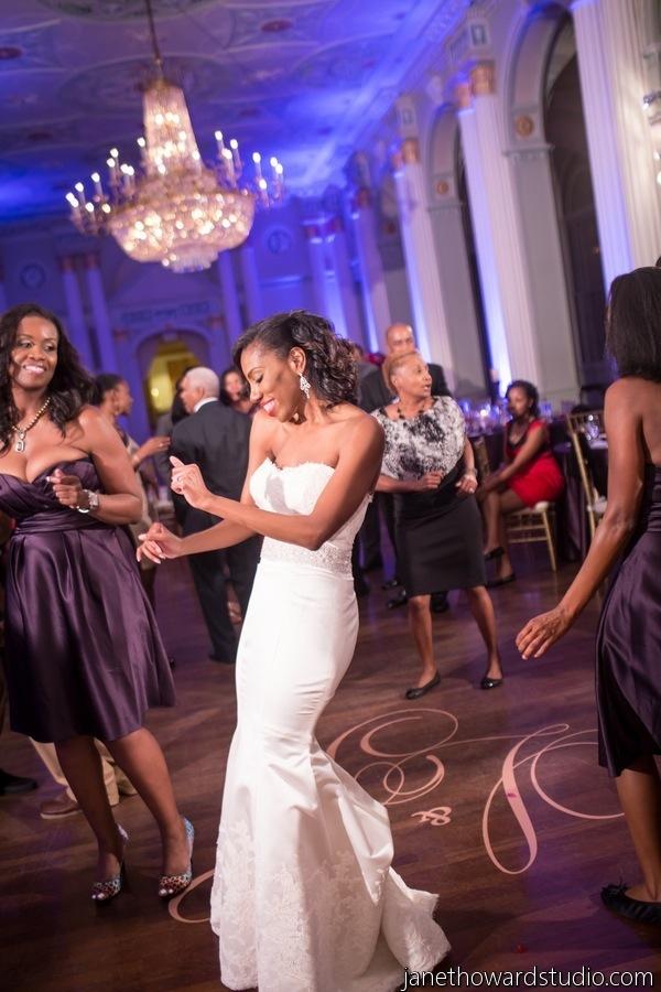 Glamorous Atlanta Wedding by Lemiga Events (108)