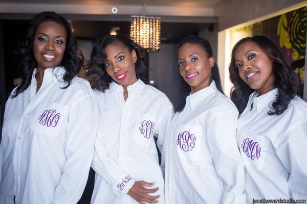Glamorous Atlanta Wedding by Lemiga Events (3)