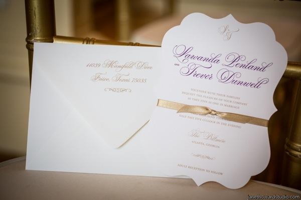 Glamorous Atlanta Wedding by Lemiga Events (64)