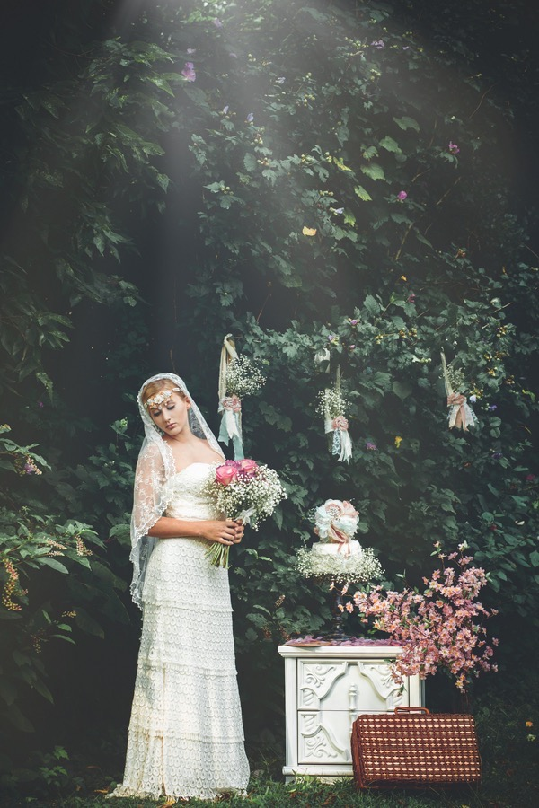 Boho Inspiration Shoot by La Candella Weddings4