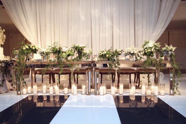 Breathtaking Beverly Hills Hotel Wedding 55