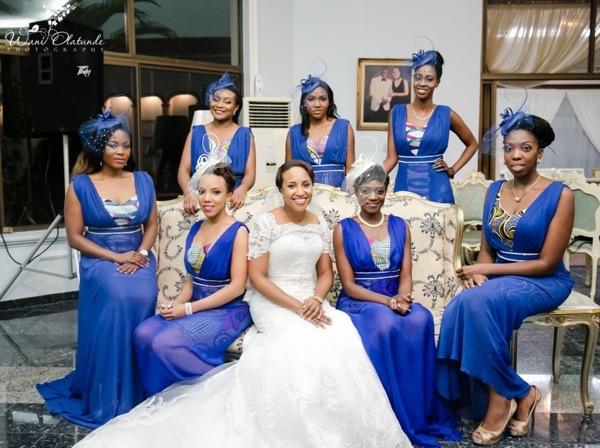 Outdoor Lagos Wedding by Wani Olatunde 38